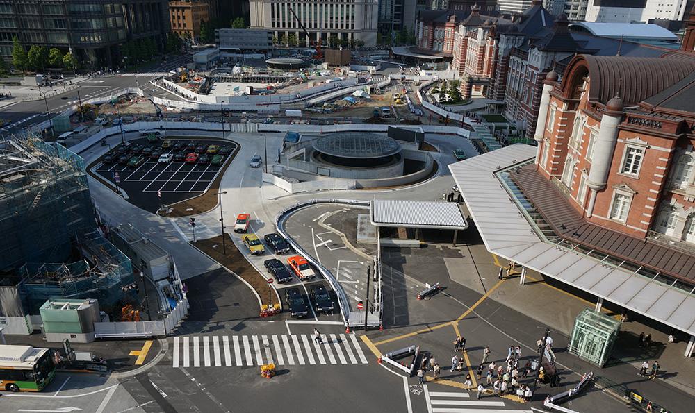 はとバス割引-東京駅